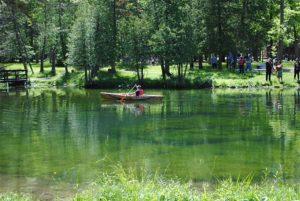 Canoe Built at SPP - 2017