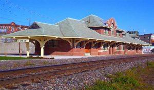 Cobalt Train Station Welcome Centre