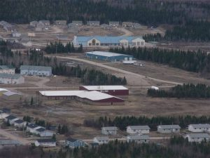 Housing in Moose Factory