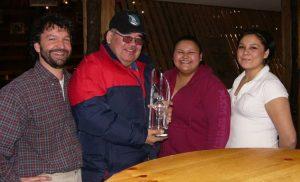 Rick at Cree Village