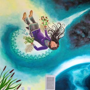 Sky Woman Mural
