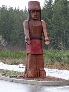 Standing Man Nisqually Tribal Council