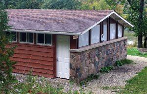 Cape Croker Park Upgraded Washrooms